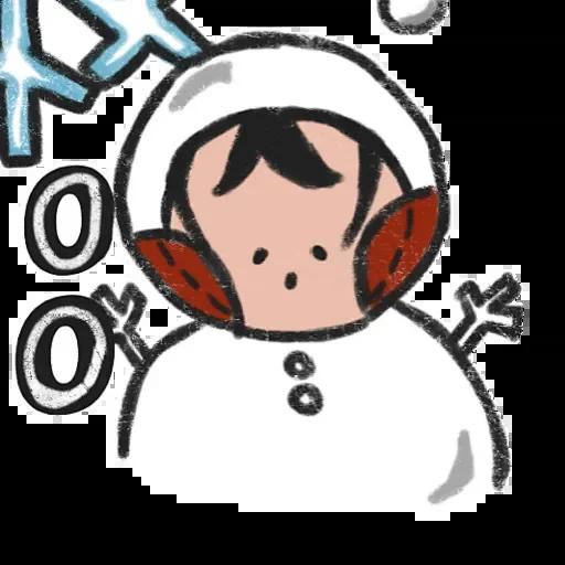 Christmas - Sticker 3