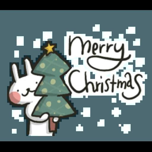 Christmas - Sticker 10