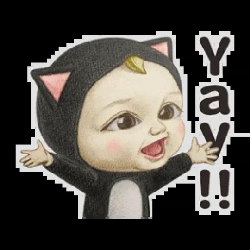 Let's Go Sadayuki! 動起來2 - Tray Sticker