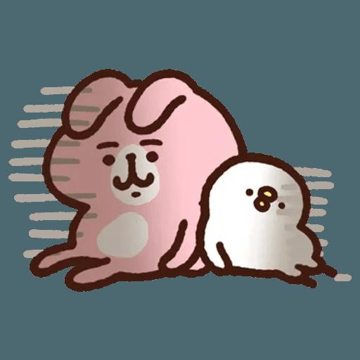 兔兔2 - Sticker 4