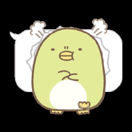 Sumikko Gurashi (連對話框也動起來篇) - Sticker 11