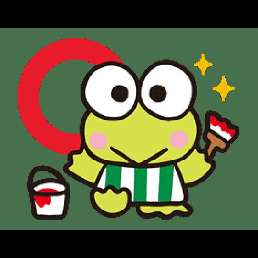 Keroppi 2 - Sticker 2