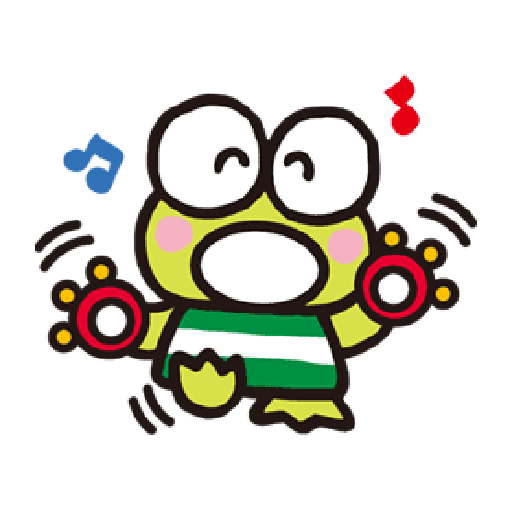 Keroppi 2 - Sticker 10