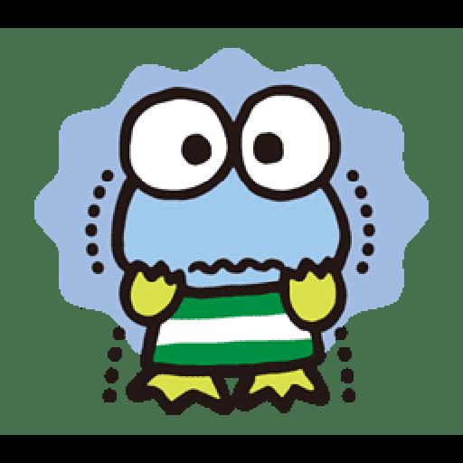 Keroppi 2 - Sticker 24