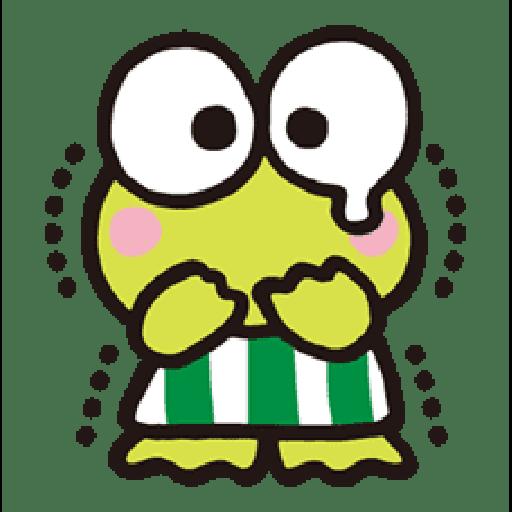 Keroppi 2 - Sticker 20