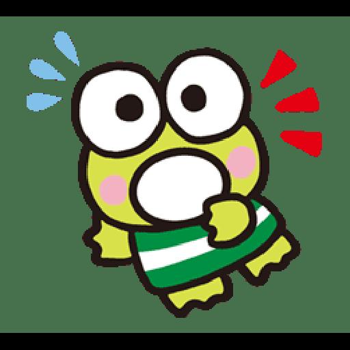 Keroppi 2 - Sticker 25