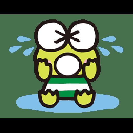 Keroppi 2 - Sticker 16