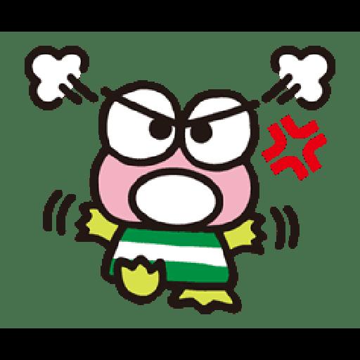 Keroppi 2 - Sticker 23