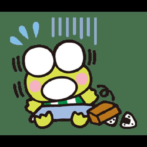 Keroppi 2 - Sticker 11