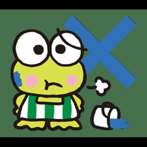 Keroppi 2 - Sticker 18