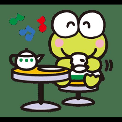 Keroppi 2 - Sticker 13
