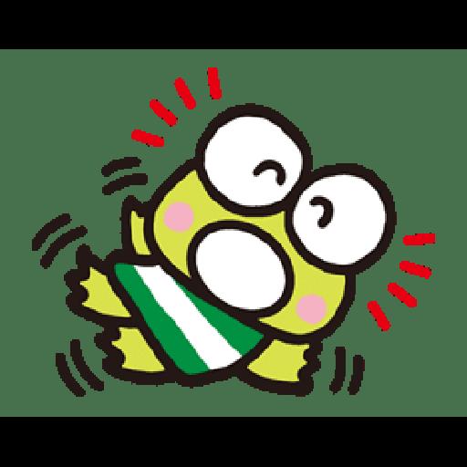 Keroppi 2 - Sticker 21