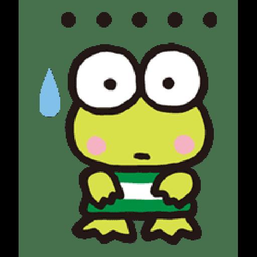 Keroppi 2 - Sticker 8