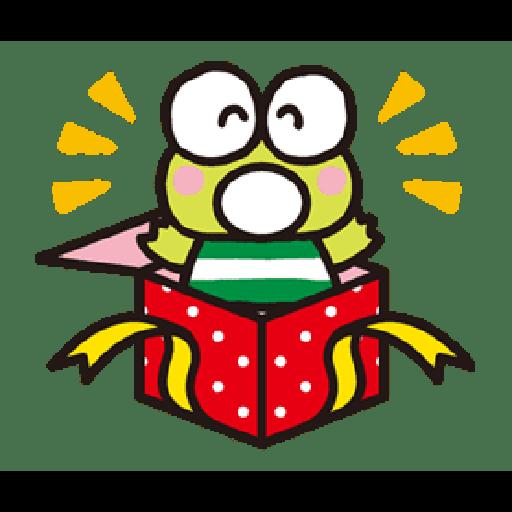 Keroppi 2 - Sticker 9