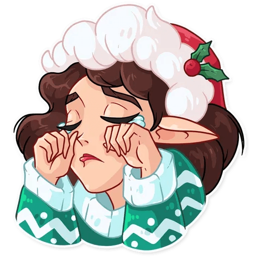 Penelope the Elf - Sticker 9
