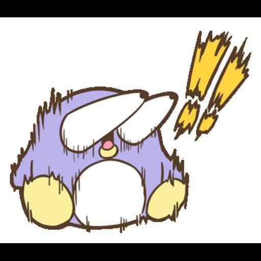 """懶得""""鳥""""你 (無骨雞用)(4) - Sticker 8"""