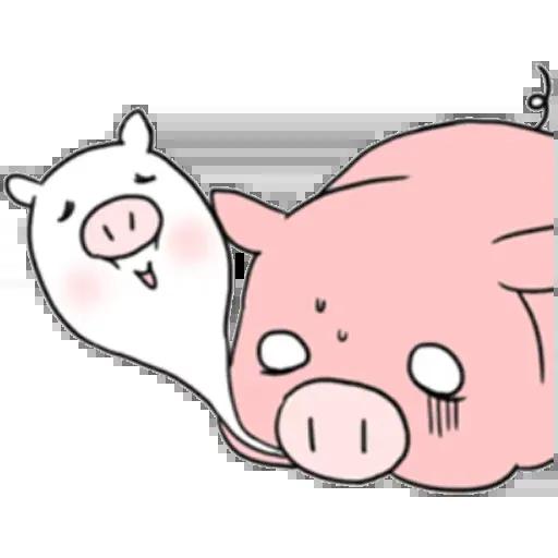 小豬2 - Sticker 2