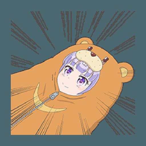 NEW GAME 01 - Sticker 27