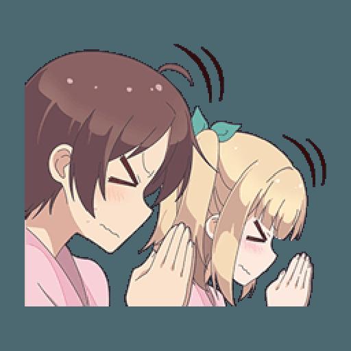 NEW GAME 01 - Sticker 14