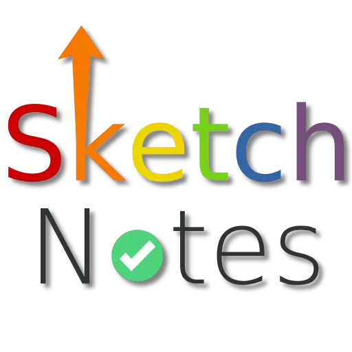 Sketches Notes - Utils - Tray Sticker