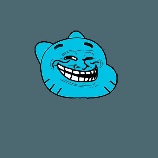 Monster_Frodo - Sticker 9
