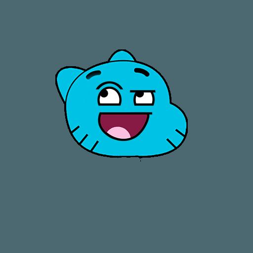 Monster_Frodo - Sticker 2