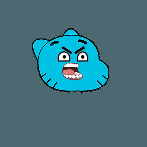 Monster_Frodo - Sticker 14