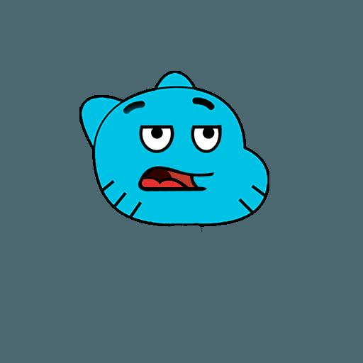 Monster_Frodo - Sticker 3