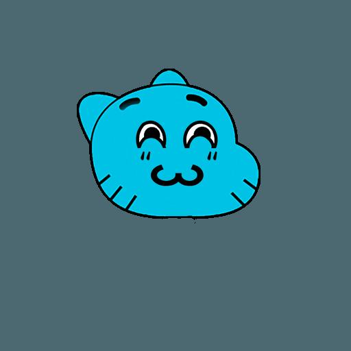 Monster_Frodo - Tray Sticker
