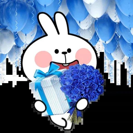 Happy birthday - Sticker 9