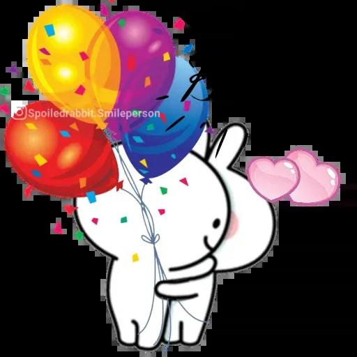 Happy birthday - Sticker 8