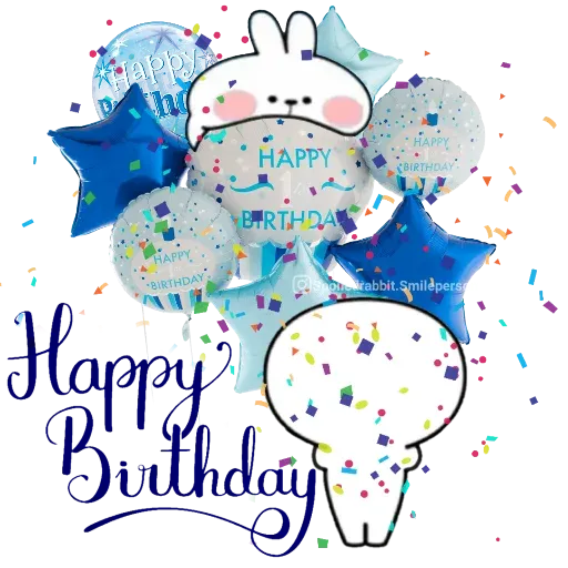 Happy birthday - Sticker 6