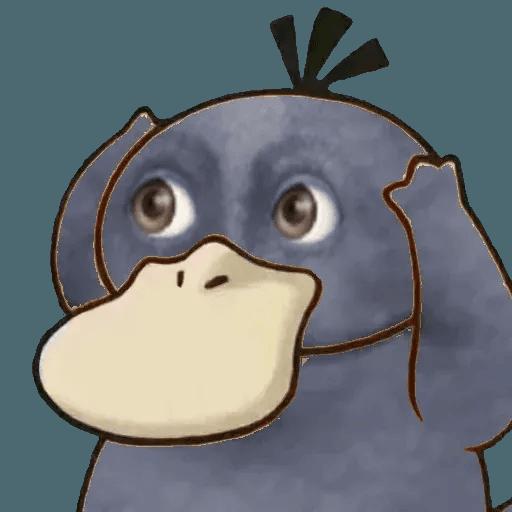 Koduck - Sticker 3