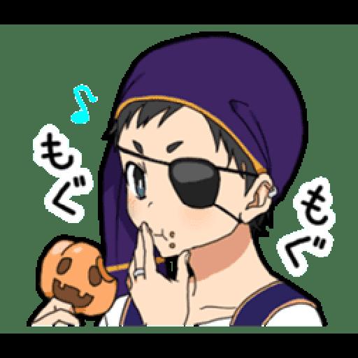 Halloween Costume Boy - Sticker 12
