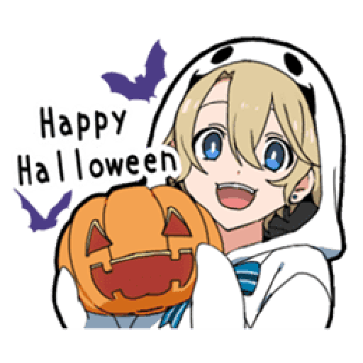 Halloween Costume Boy - Sticker 1