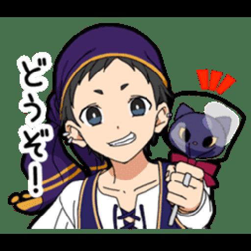 Halloween Costume Boy - Sticker 17