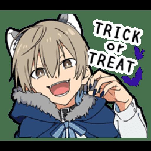 Halloween Costume Boy - Sticker 9