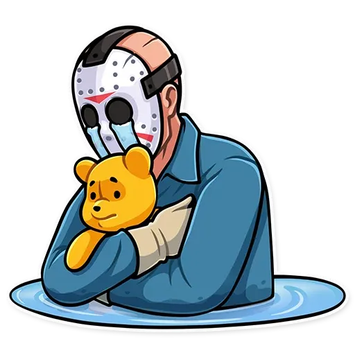 Friday 13th - Sticker 13