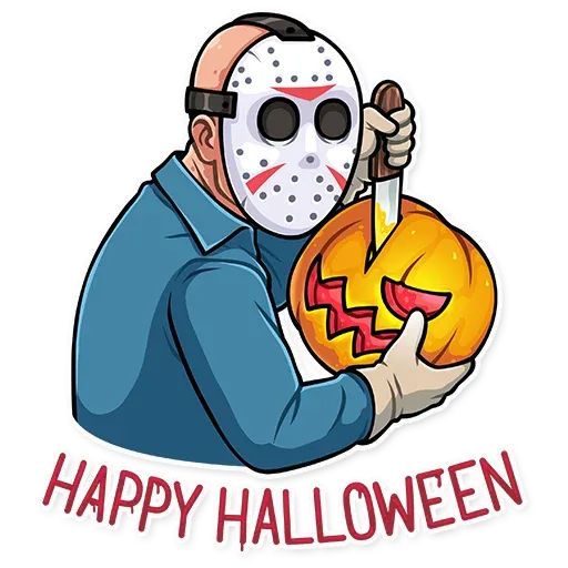 Friday 13th - Sticker 9