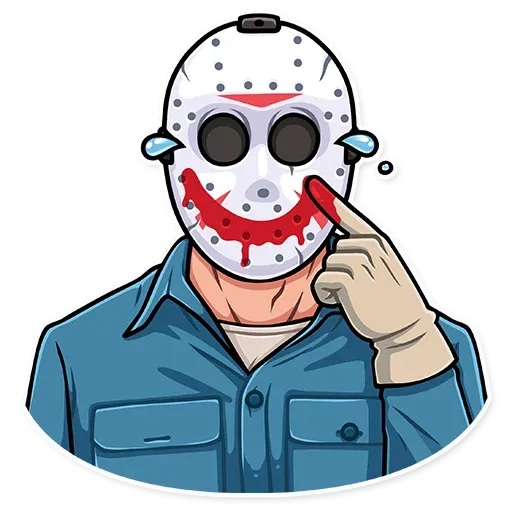 Friday 13th - Sticker 2