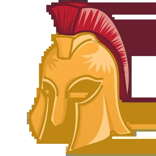 The Art Of War Masks - Sticker 7