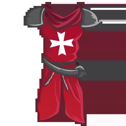 The Art Of War Masks - Sticker 12
