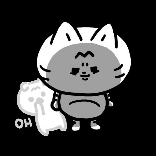 沙咕ShaGu - 沙沙貓又碎碎唸 - Sticker 14