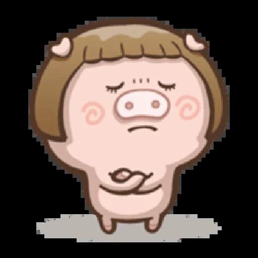 肥寶與肥帥 - Sticker 3