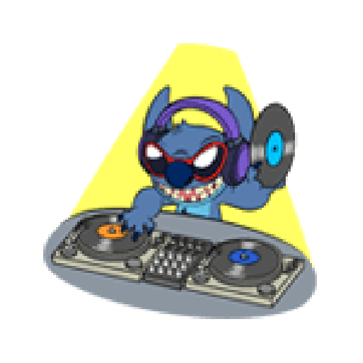 Stitch3 - Sticker 10