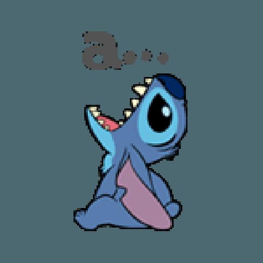 Stitch3 - Sticker 1