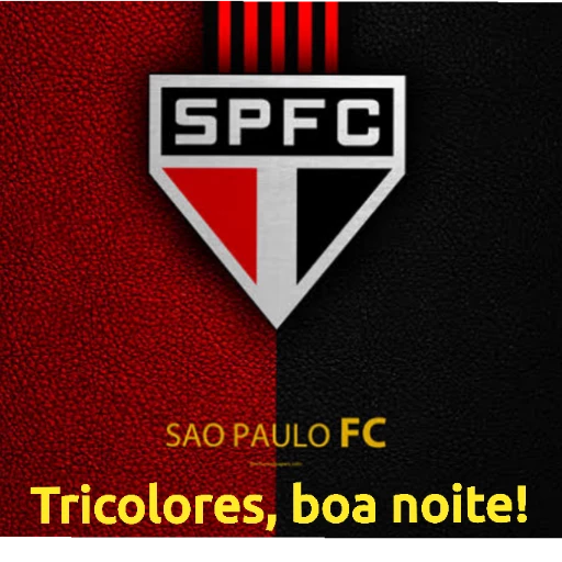 SPFC - Sticker 5