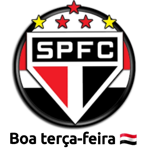 SPFC - Sticker 2