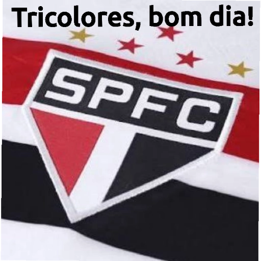 SPFC - Sticker 3