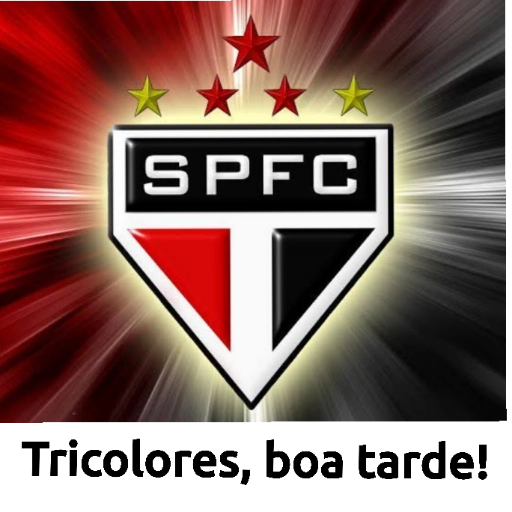 SPFC - Sticker 4